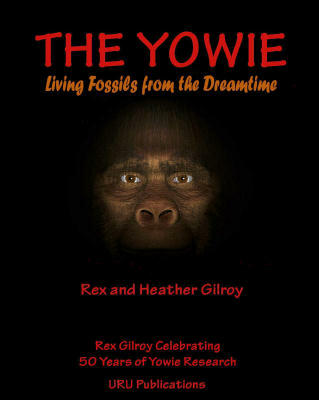 """THE YOWIE- Living Fossils from the Dreamtime""."